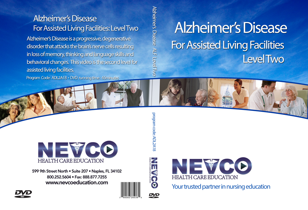 Alzheimer S Disease For Assisted Living Facilities Level Two